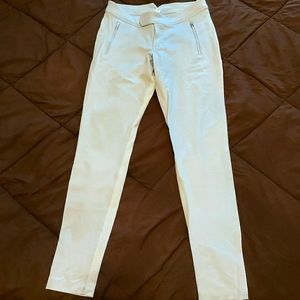 **Rare** Lululemon Cream Trousers - Size